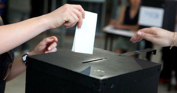 Mesas de Voto antecipado