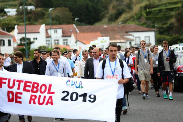Seleção dos Açores conquistou o título de vice campeã na final do torneio de Futebol de Rua na Horta