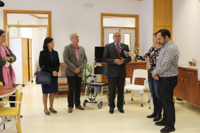CMH entrega equipamentos à Santa Casa da Misericórdia da Horta no âmbito das comemorações do Dia Internacional da Terceira idade