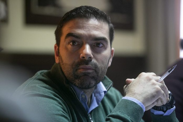 Deputado André Rodrigues
