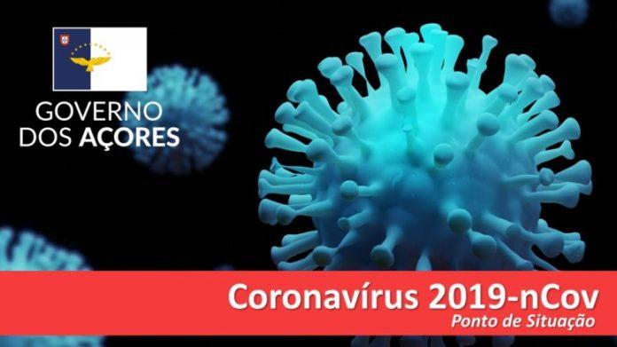 COVID-19 Governo dos Açores