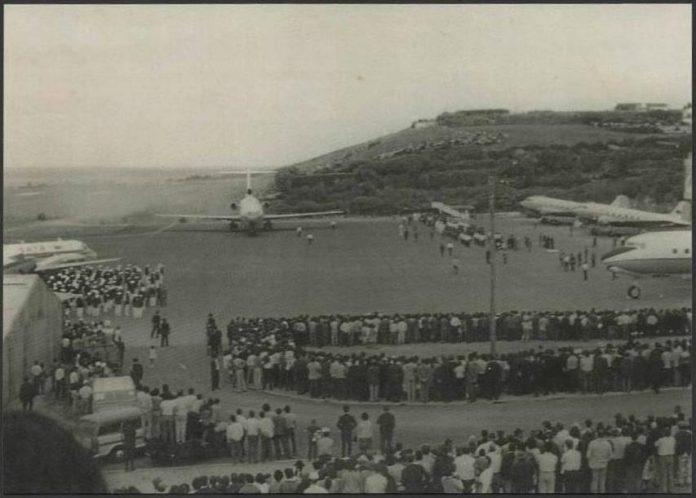 DR/Aeroporto dos Açores