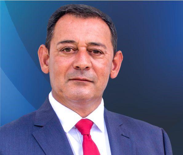 Candidato do PPM Fernando Morais