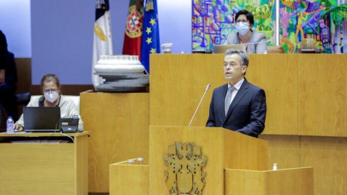 Secretário Regional dos Transportes, Turismo e Energia, Mário Mota Borges