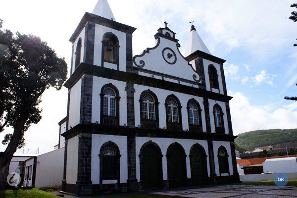 igreja angustias faial