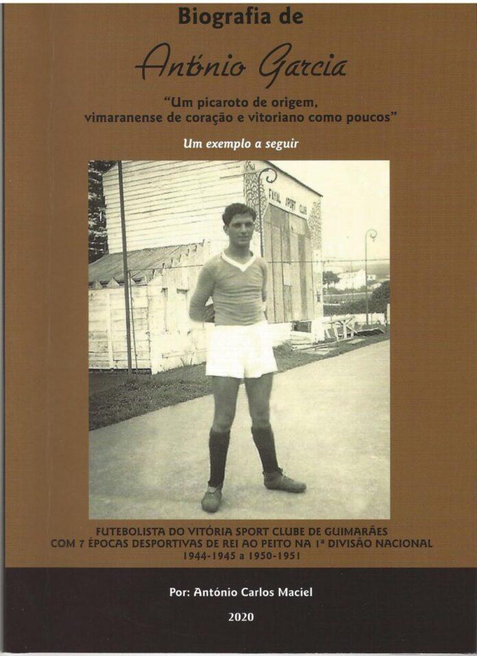 Biografia de António Garcia