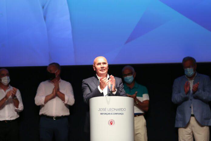José Leonardo Eleições